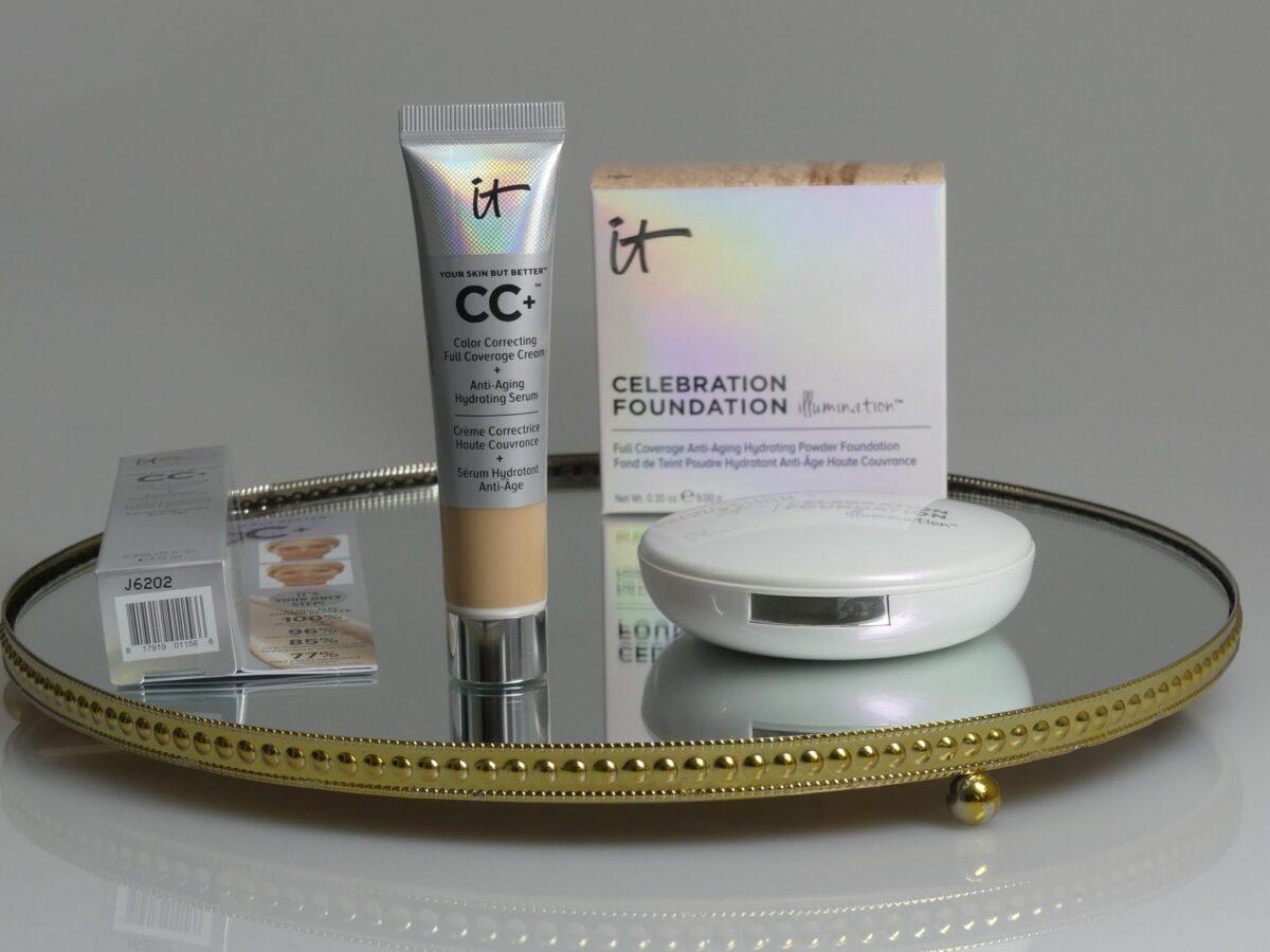 IT Cosmetics pod lupou :)