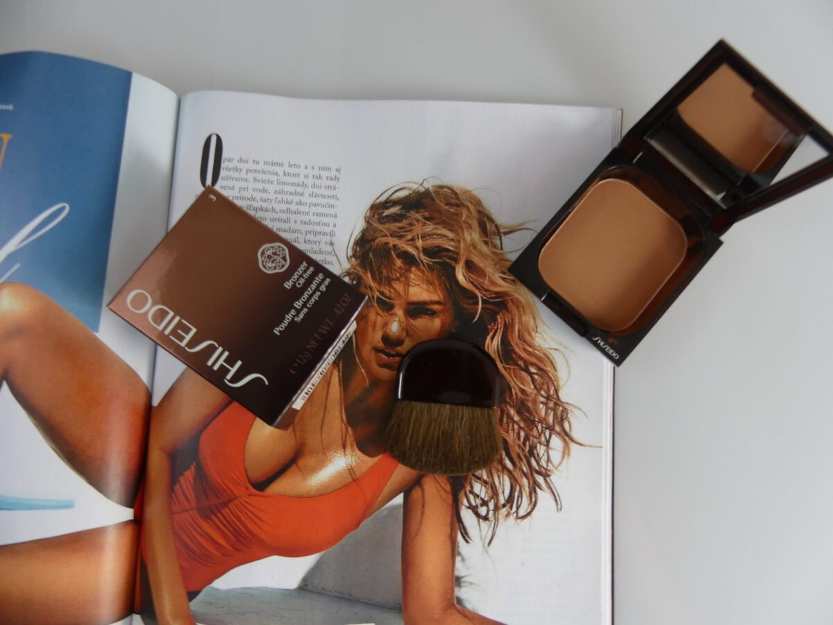 Shiseido Poudre bronzante
