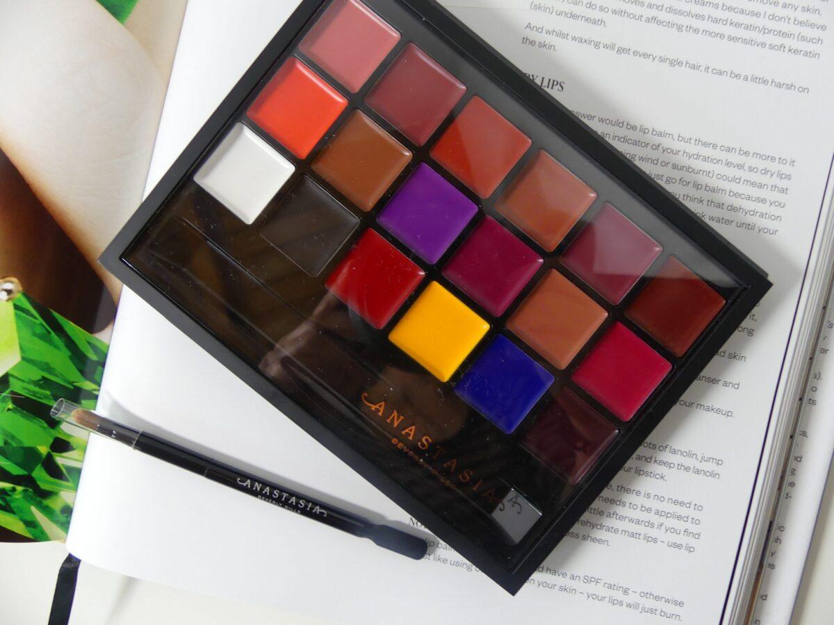 Anastasia Beverly Hills Lip Palette 1