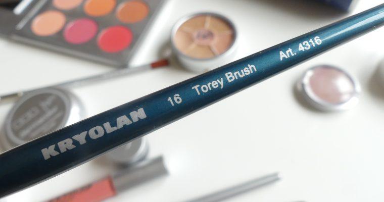 Profesionálna značka make-upu Kryolan.