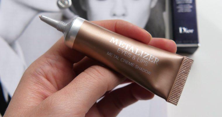 DIOR Metalizer Eyes & Lips Platine Fusion