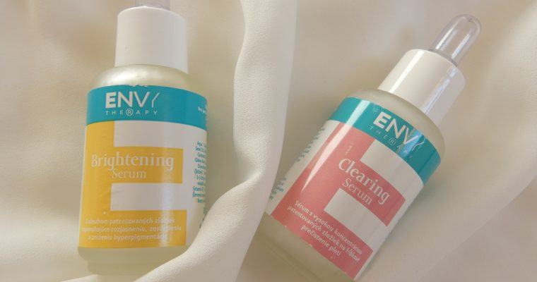 ENVY THERAPY® Brightening a Clearing séra