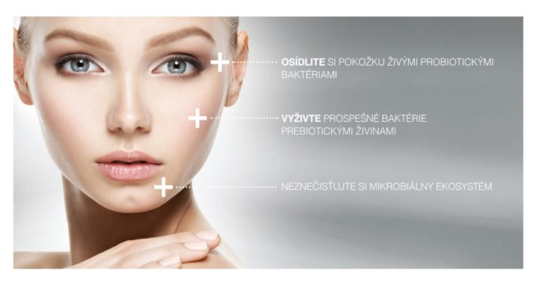 Probiotická kozmetika ESSE  a jej rada na citlivú pokožku.